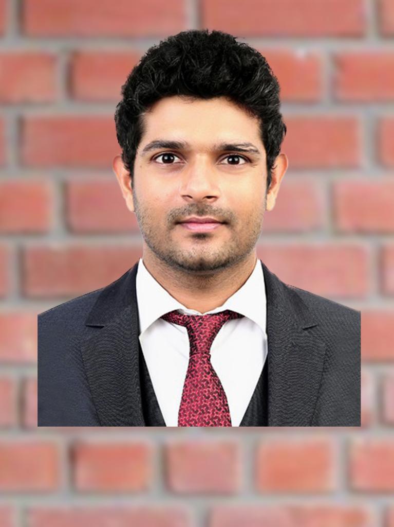 Ashwin M. Nair